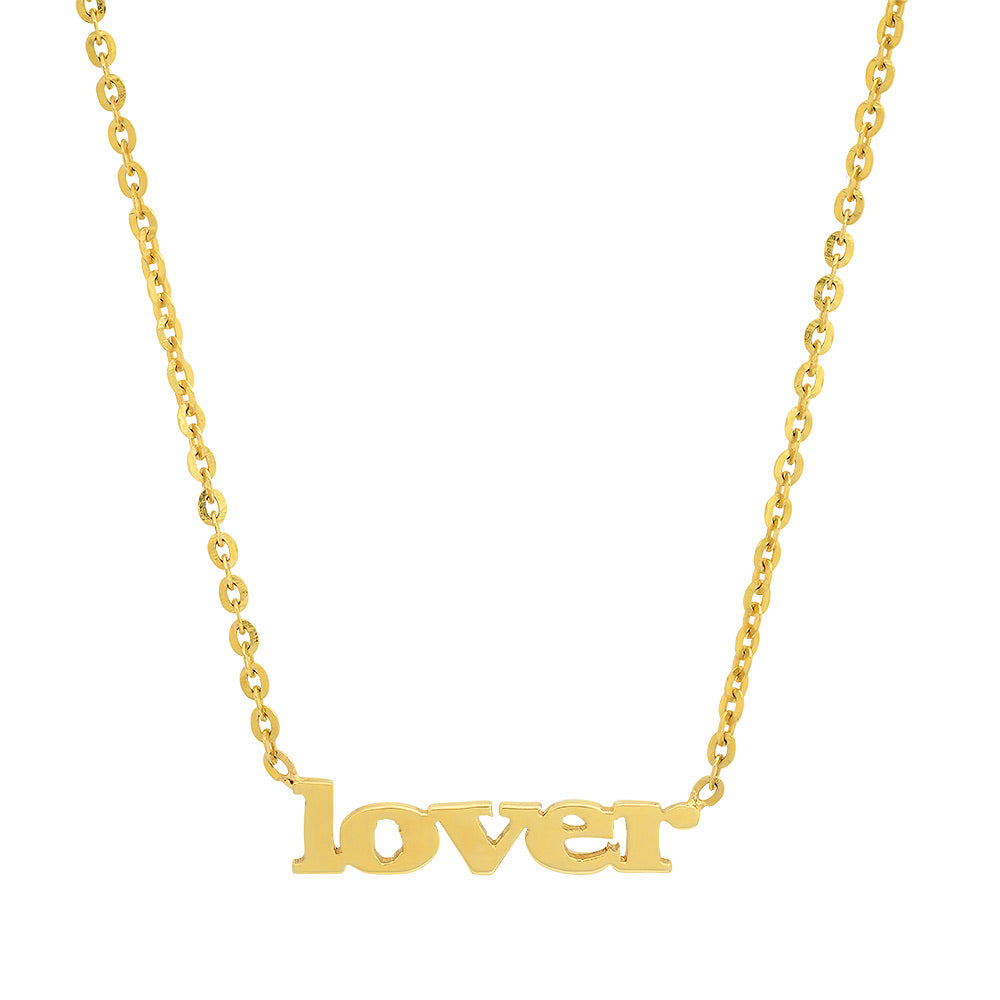Load image into Gallery viewer, MINI LOVER NECKLACE