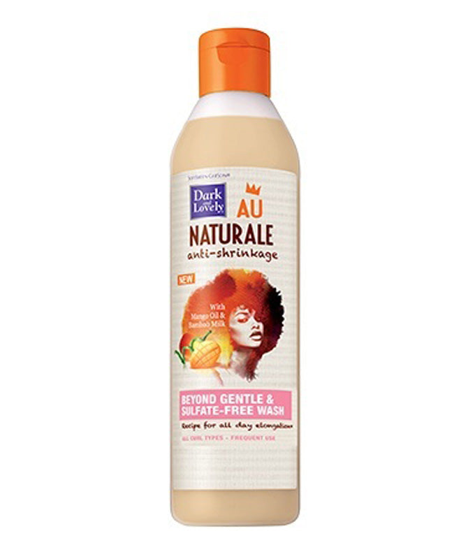 Dark and Lovely® Beyond Gentle and Sulfate-Free Wash
