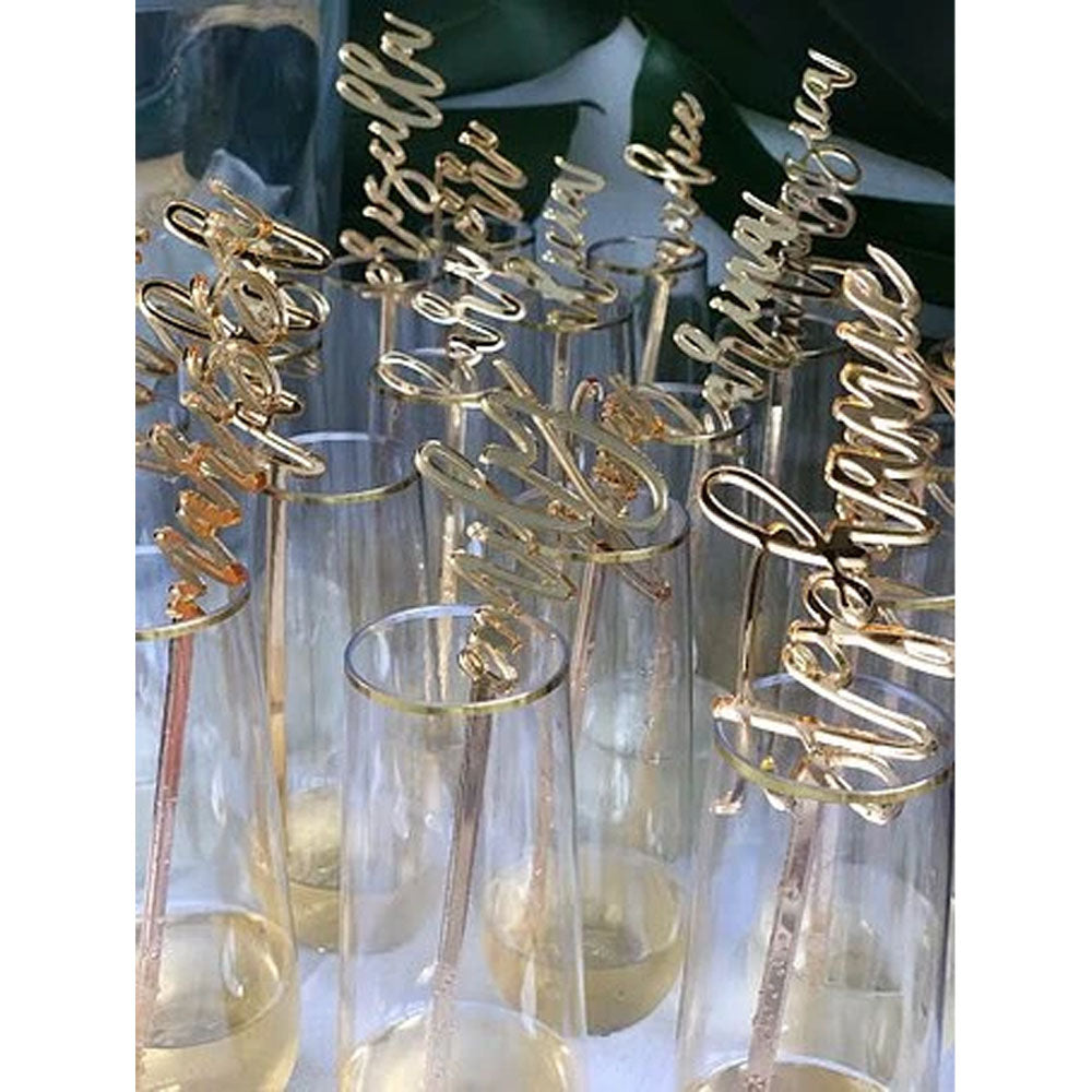 DRINK STIRRERS - CUSTOM