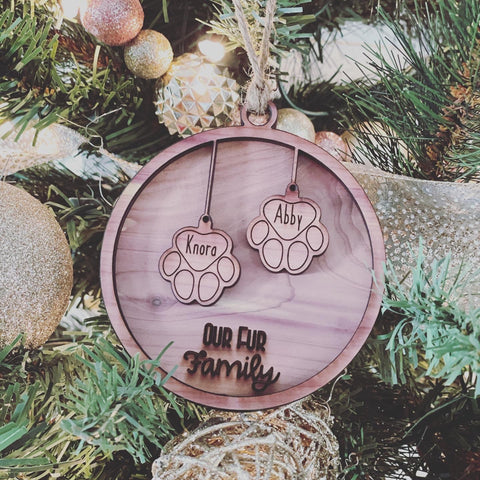 RTS {Pet} Ornament