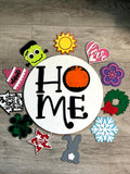 RTS {Interchangeable HOME} Sign
