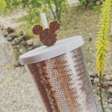 MTO {Coffee Lover's Mouse} Straw Topper Mold