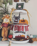 RTS {Fall} Tiered Tray Decor