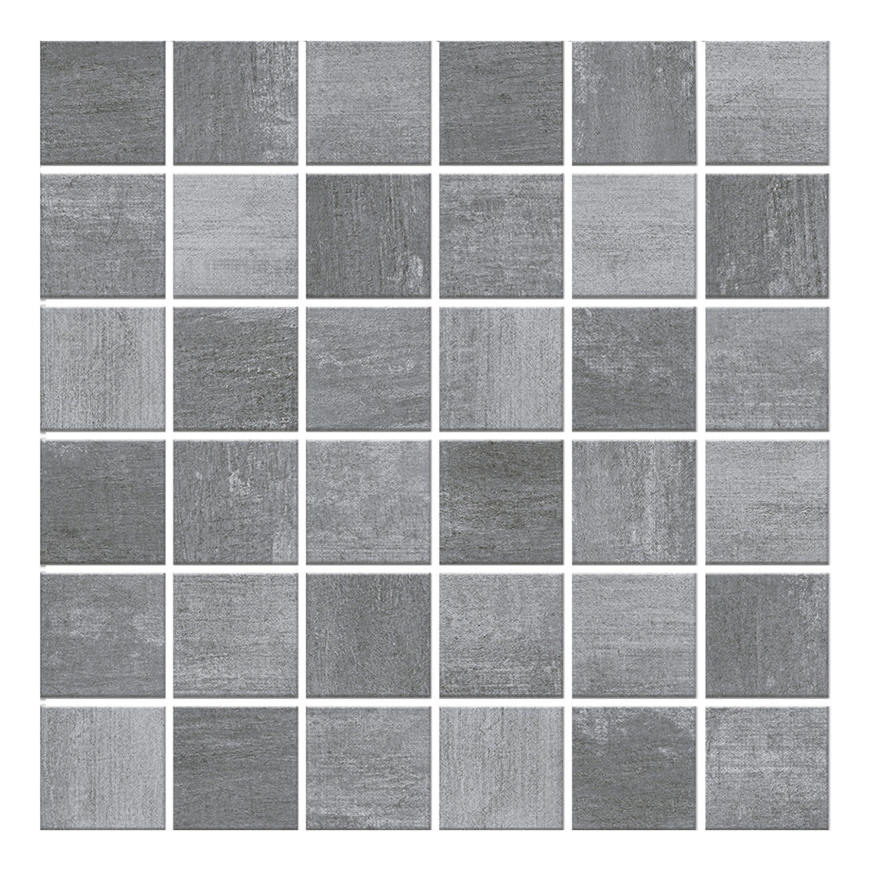 Impressions Charcoal 2x2 Shower Floor