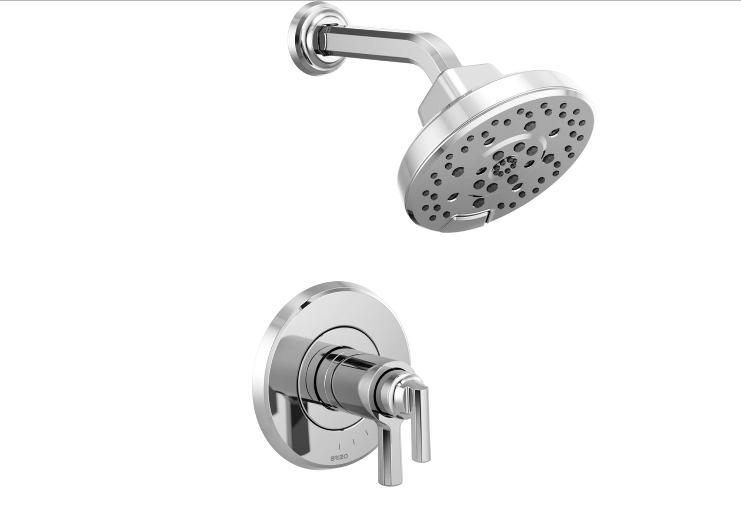 Brizo Levoir Tempassure Thermostatic Shower Trim