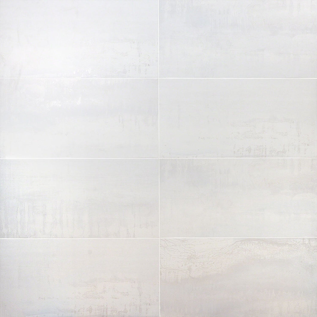 Angela Harris Inspira Light Silver 12x24 Porcelain Tile