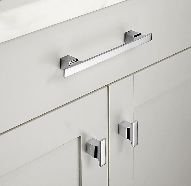 Colliers Pull- Polished Chrome