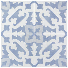 Load image into Gallery viewer, Bella Moma Glazed 9x9 Porcelain Tile