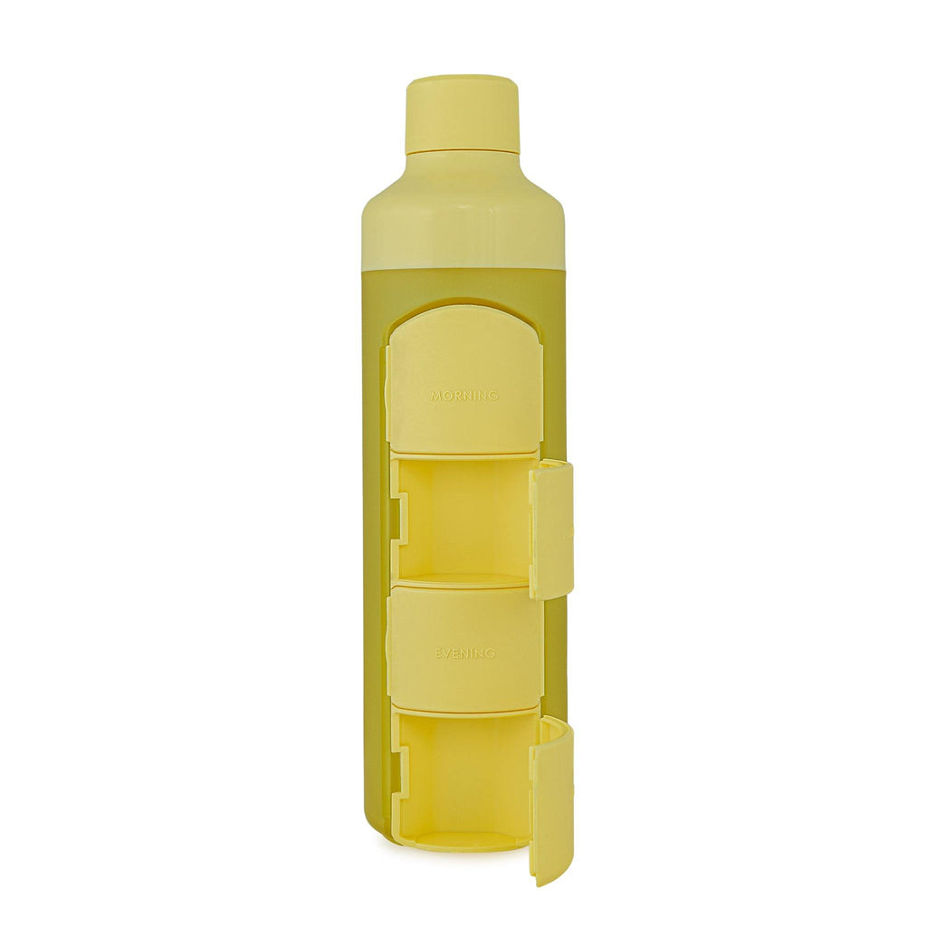 YOS Bottle Daily - Yummy Yellow - YOSHealth