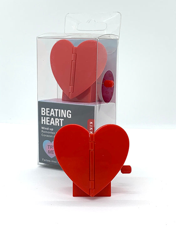 The Harley Gallery Shop Onine // Beating Heart quirky gift
