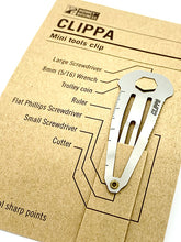 Load image into Gallery viewer, The Harley Gallery Shop Online // Clippa mini tools clip