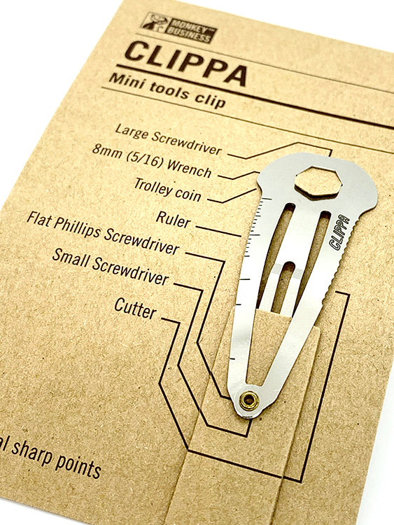 The Harley Gallery Shop Online // Clippa mini tools clip