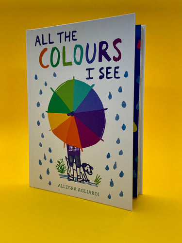 The Harley Gallery Shop Online // All the colours I see by Allegra Agliardi
