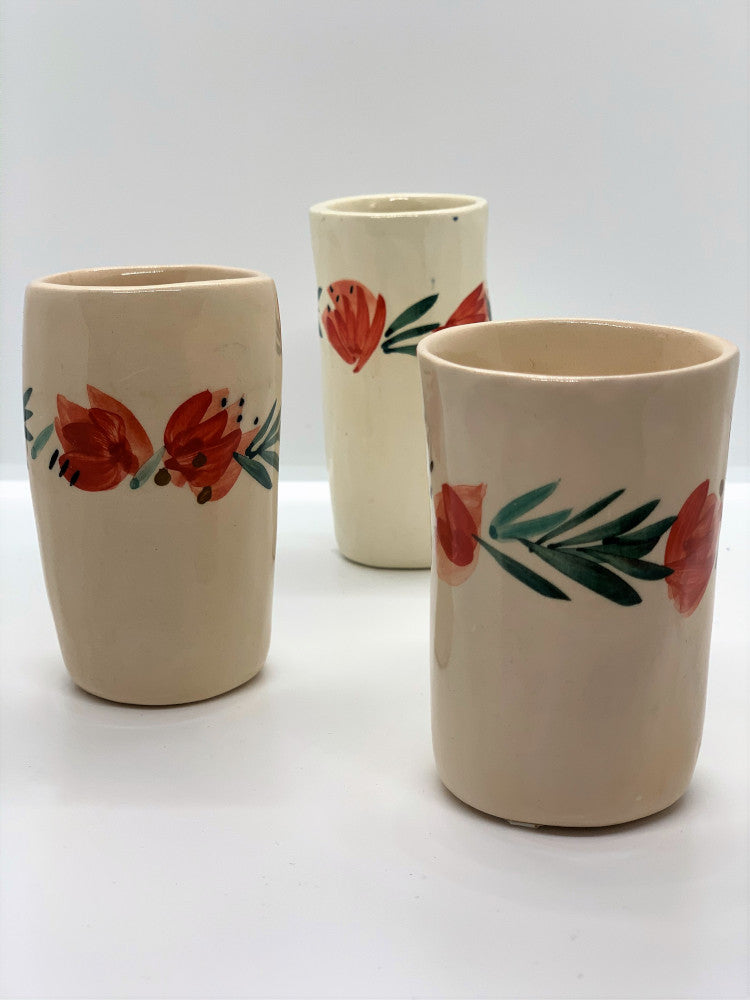 The Harley Gallery Shop Online // Flower pattern vase