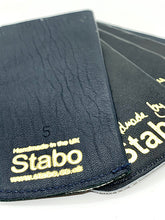 Load image into Gallery viewer, The Harley Gallery Shop Online // Hand made by Stabo card pouch back