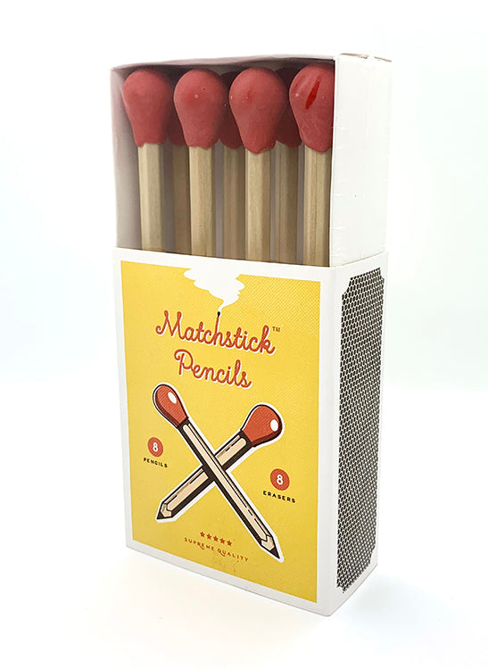 The Harley Gallery Shop Online // Matchstick pencils