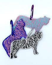Load image into Gallery viewer, The Harley Gallery Online Shop  // Tiger Key Ring from Ark Colour Design