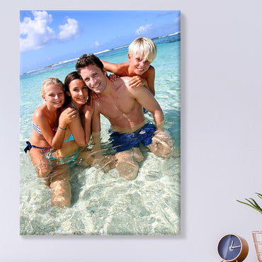 "Eco Photo Box Wallart (20""x28"") (personalised)"