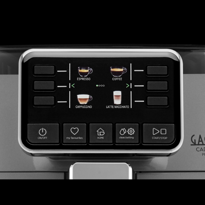 Upload foto in Gallery viewer, Gaggia Cadorna Prestige