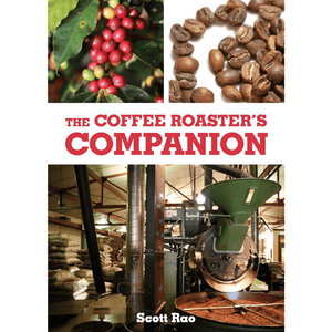 Upload foto in Gallery viewer, The coffee Roaster Companion_auteur Scott Rao_foto kaft_gecomprimeerd