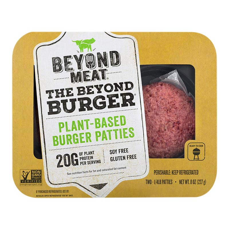 Beyond Meat burger, 226 g