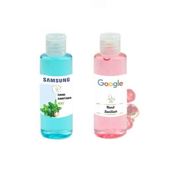 Scented Hand Sanitizer Gels