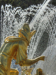 Grenouille fontaine Versailles