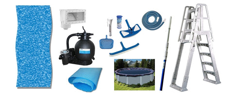 Competitor pool package