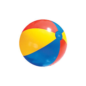"Swimline 46"" Classic 6 Panel Jumbo Beach Ball"