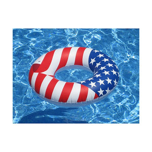 "Swimline 36"" Americana Graphic Print"