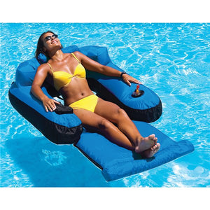 Swimline Ultimate Floating Nylon Lounge