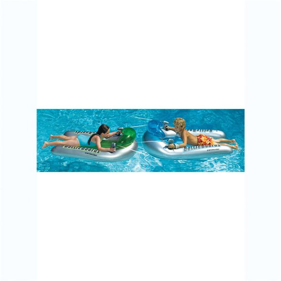 Swimline BattleBoard Squirter Set