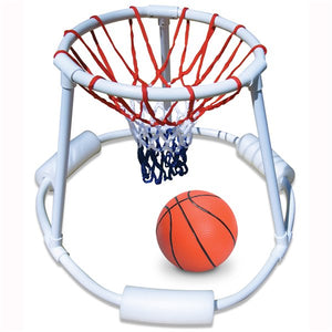 Swimline Super Hoops Floating Basketball