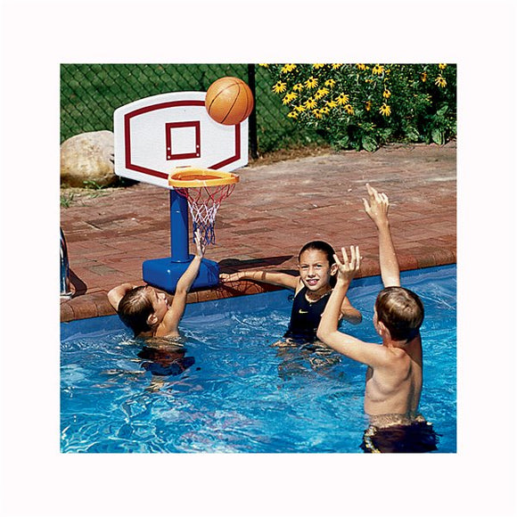 Swimline Jammin' Poolside Basketball