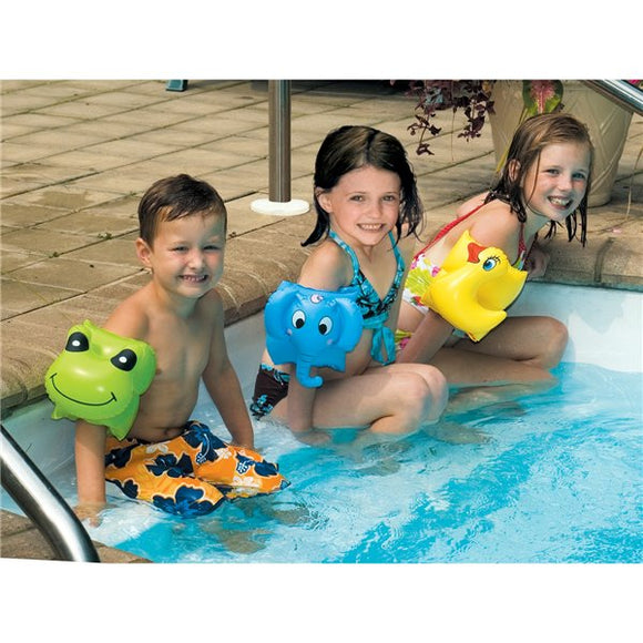Swimline Animal Fun Arm Bands Heavy Duty
