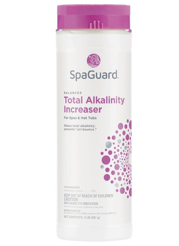SpaGuard Total Alkalinity Increaser 2lb.