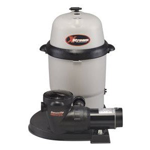 Hayward XStream cartridge filter system