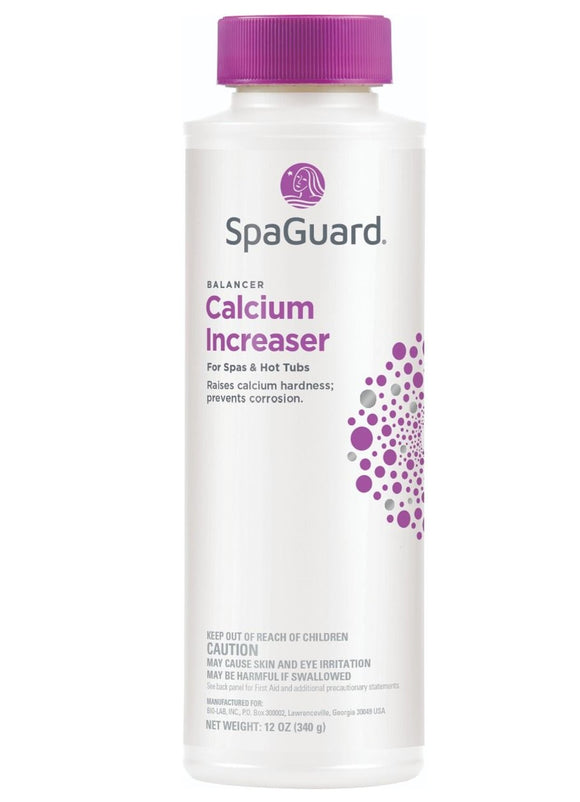 SpaGuard Calcium Hardness Increaser 12oz.