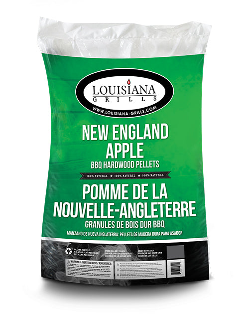 New England Apple Wood pellets 20lb