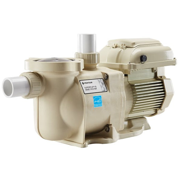 Pentair SuperFlo VS Pump - Variable Speed 342001