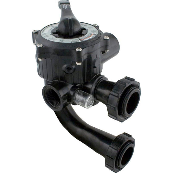 Multiport Valve, Hayward SP0710X62, 1-1/2