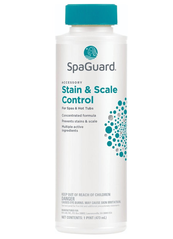 SpaGuard Stain and Scale Control