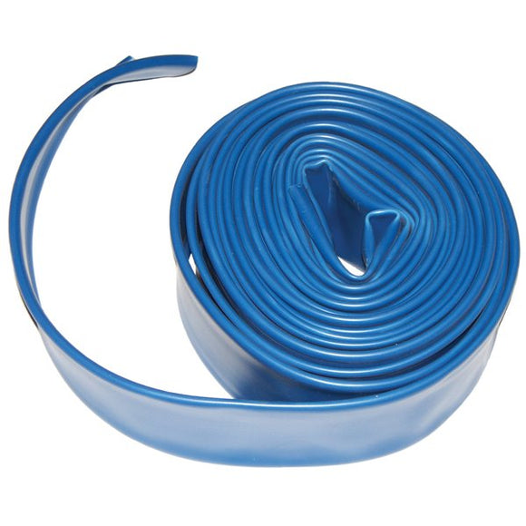 Backwash Hose Heavy Duty w/Clamp by Plastiflex