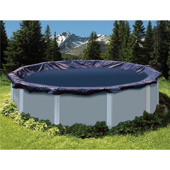 Deluxe Round Winter Pool Covers
