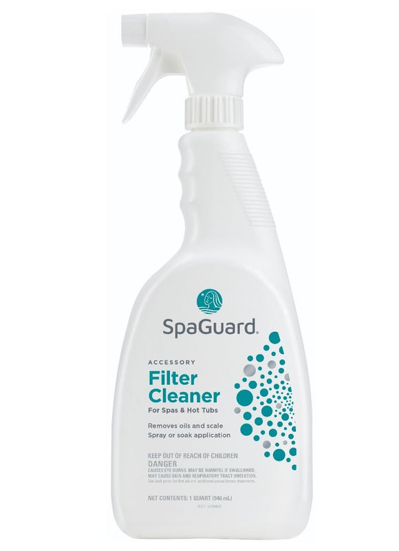 SpaGuard Filter Cleaner