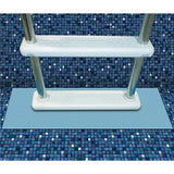Swimline Ladder Mat Blue