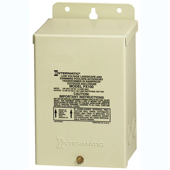Intermatic Transformer 120V to 12V