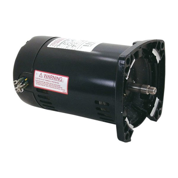 48Y Sq. Flange Century Three Phase 208-230/460V Replacement Motor