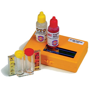 Rainbow 756 2 in one Bromine and pH Test Kit