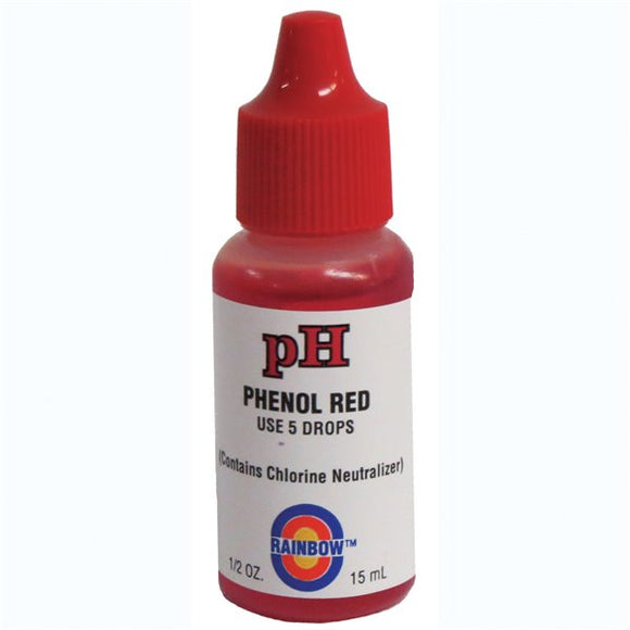 Rainbow / Pentair Phenol Red pH